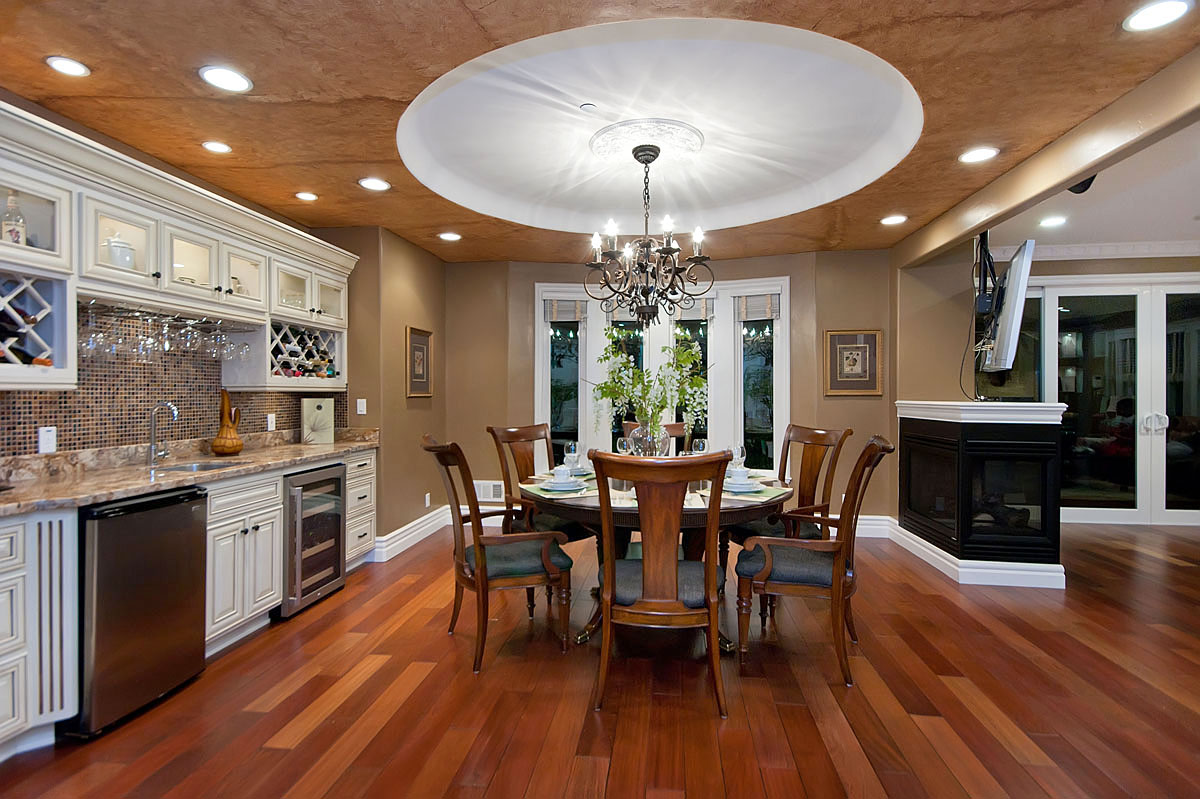 943 marion way sunnyvale ca for Dining room ideas wood